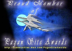 Pagan Site Awards